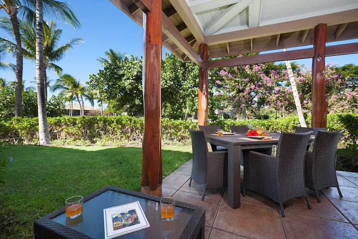 Fairways at Mauna Lani 1506. Includes Mauna Lani Beach Club Pass!