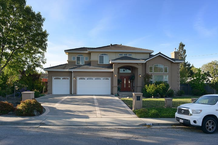 Luxury 6 bedroom house in silicon valley - Fremont - Rumah