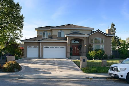 Luxury 6 bedroom house in silicon valley - Fremont - Huis