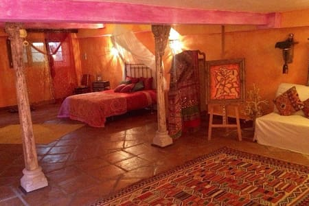 Fabulous room with Oriental Spirit - La Alcaidesa - Cabaña