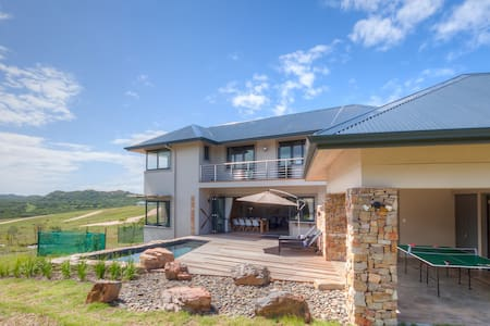 Umthi Lodge at Kenton Eco Estate - Kenton-on-Sea - Vila