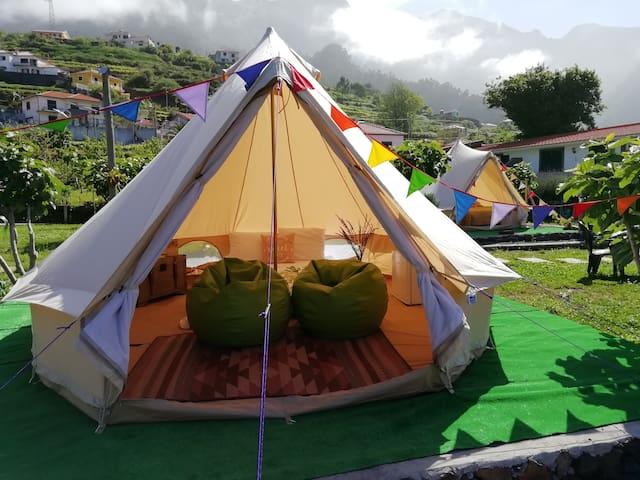 Grannys farm camping 4