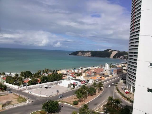 Apto Vista incrível em Ponta Negra - Natal - Wohnung