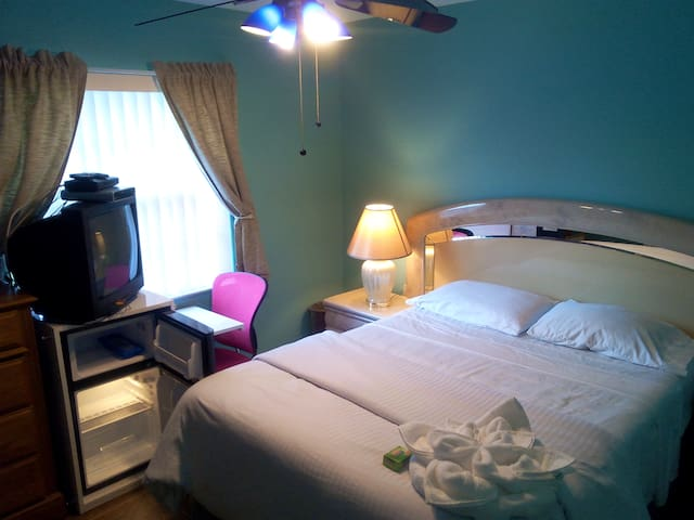 Nice room between Disney & Legoland