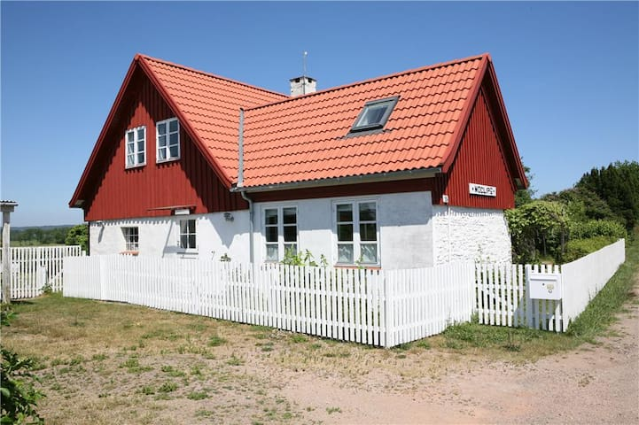Lillemoc, selvstændig gæstehus med egen have