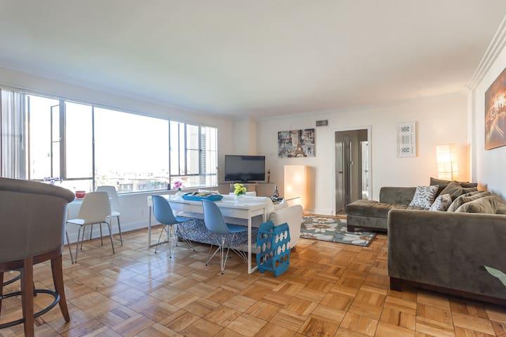Luxurious, Heart of LA, 2bed/2bath - Los Angeles - Apartamento