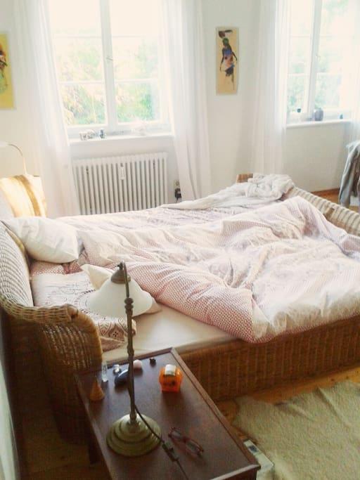 Schlafzimmer nach Wersten