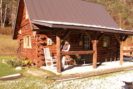 Vermont Twin Cabins and Lodge