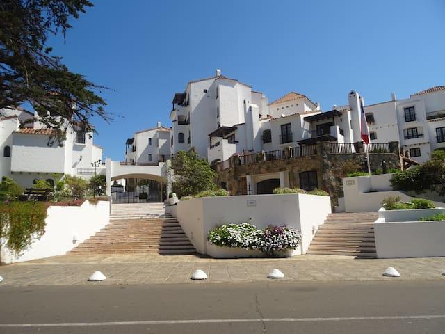 Dpto primera línea Olas de Marbella - Maitencillo - Apartment