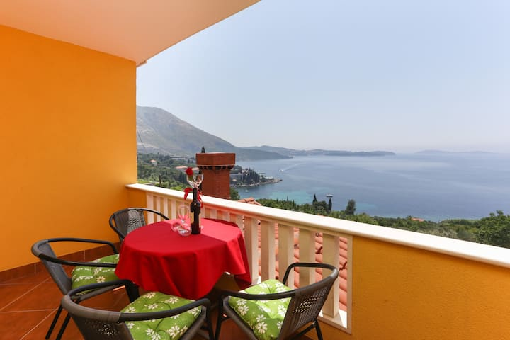 Villa Sunset Apartment 6 - Dubrovnik - Daire