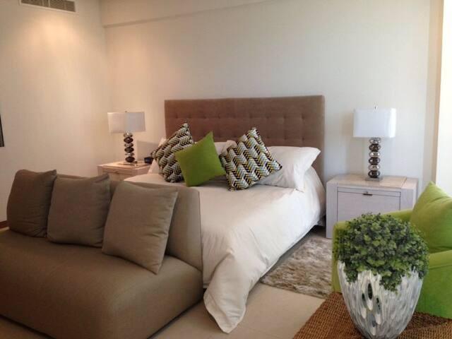 Front beach apartment at Nuevo Vallarta - San Juan de Abajo - Lejlighed