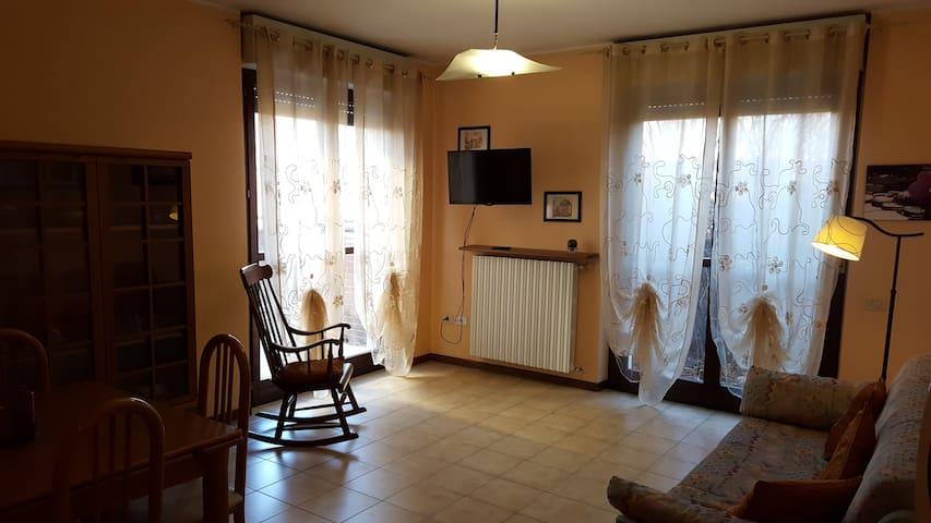 Bell'appartamento ad uso esclusivo
