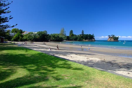 Beautiful beach position, Auckland, Torbay - 奥克兰 - 公寓