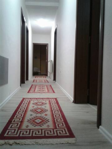 Motel possess 5 luxury bedrooms, wi