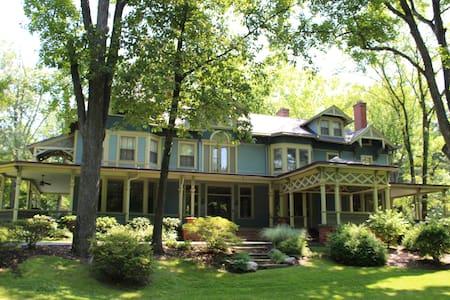 Near NYC Gorgeous XL House 1-5 Rms - Short Hills - Rumah