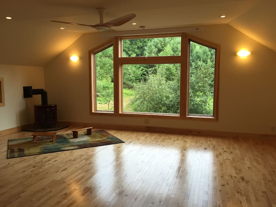 Dance/Yoga/Stretching Studio!
