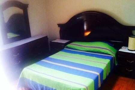 A green Oasis in dowtown Oaxaca 4 - Oaxaca - Lägenhet