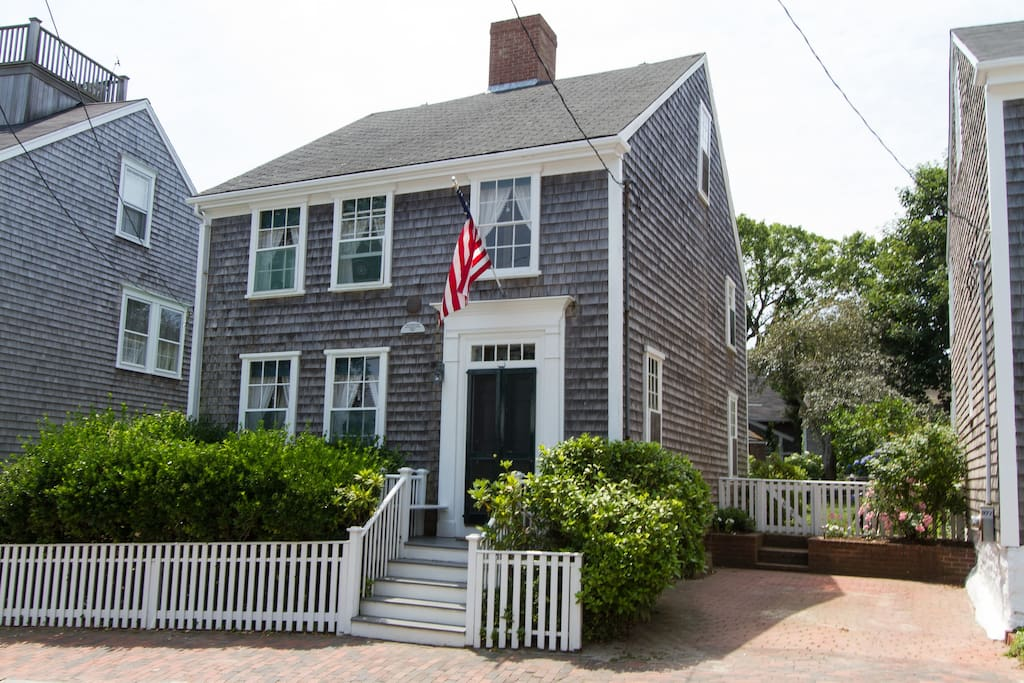 Historic house/Nantucket, 3rd floor