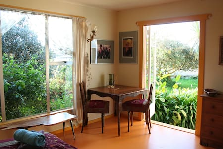 Sunny private room in Golden Bay - Takaka