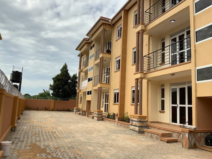 No slums, just peace and quiet at Kyanja Ring Apt