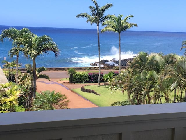 Poipu White Water Views 3Bed/3Bath Hale Pohaku Kai - Koloa - House