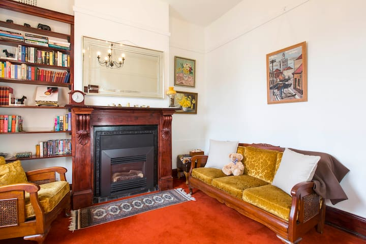 Jane Cottage - Historic Cottage