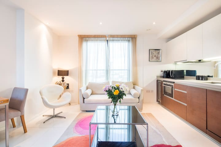 Exclusive 2 bedroom apartment in Canary Wharf