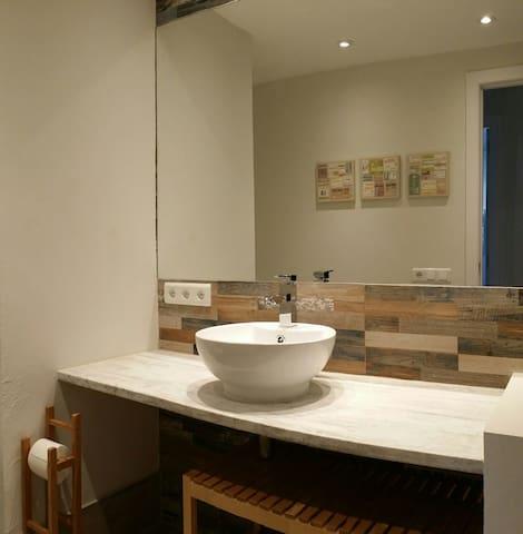 Apartament 3 + WIFI + AIR  COND - Benicasim - Apartamento