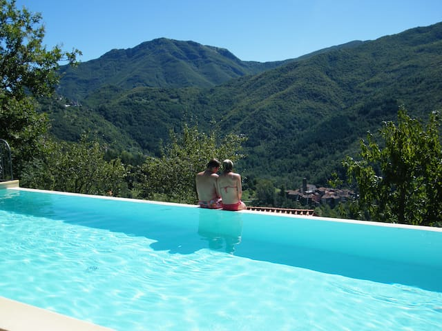 Lo Scopeto -Tuscan farmhouse with pool