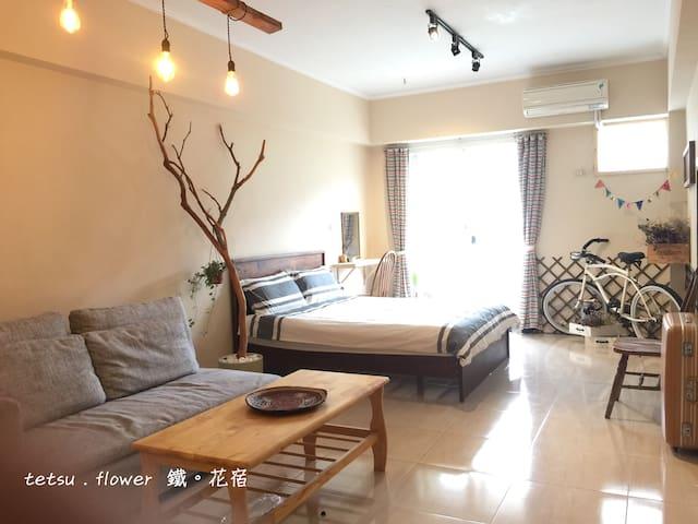 TETSU。FLOWER - Hengchun Township - Flat