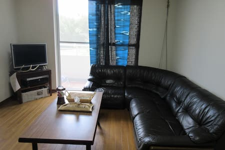 Spacious & cozy apartment for family or friends - Obu