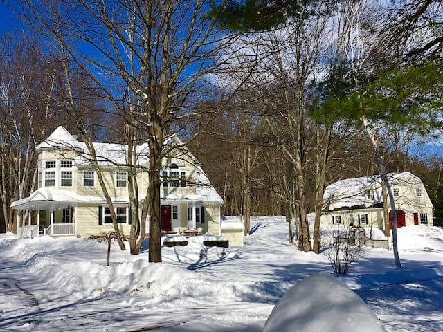 Winter family getaway in the Berkshires!