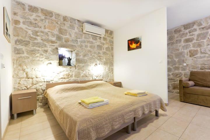 Studio apartment in center of Split, Croatia