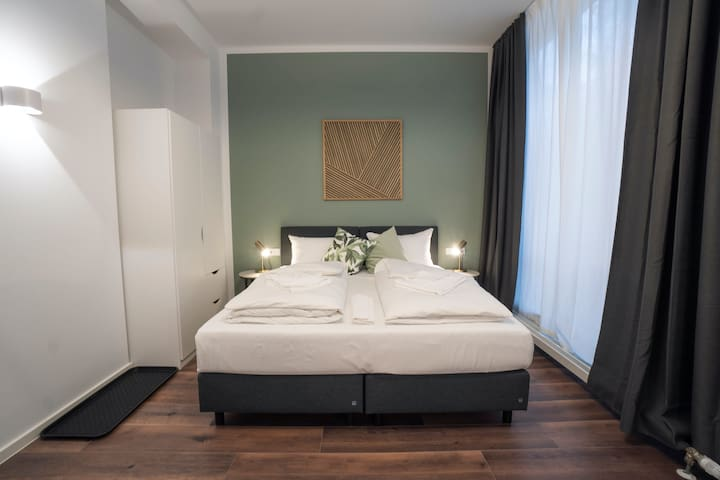 Apartment Close to Flaucher Park and Isar River