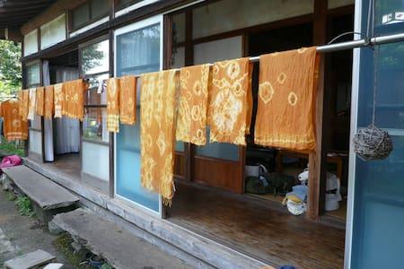 農家の平屋。大通り沿い。家主は有機農家。 - Chiba-shi - House