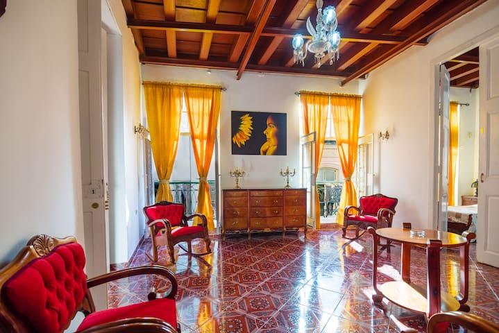 Hostal Obispo Apartamento 2 - La Habana - Apartamento