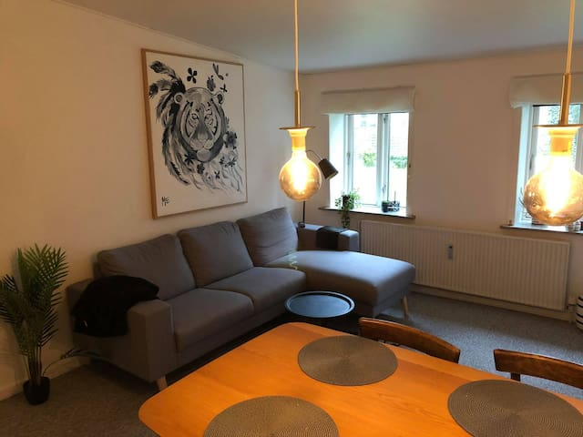 Apartment in central Ribe - near Ribe Cathedral