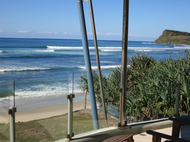 Sanbah Absolute Beachfront 2 - Lennox Head - Apartment