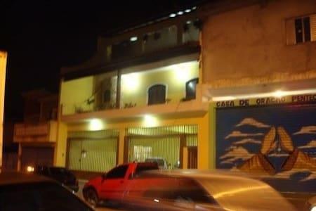 Republica prox. Unifesp GUARULHOS - Guarulhos - Bed & Breakfast