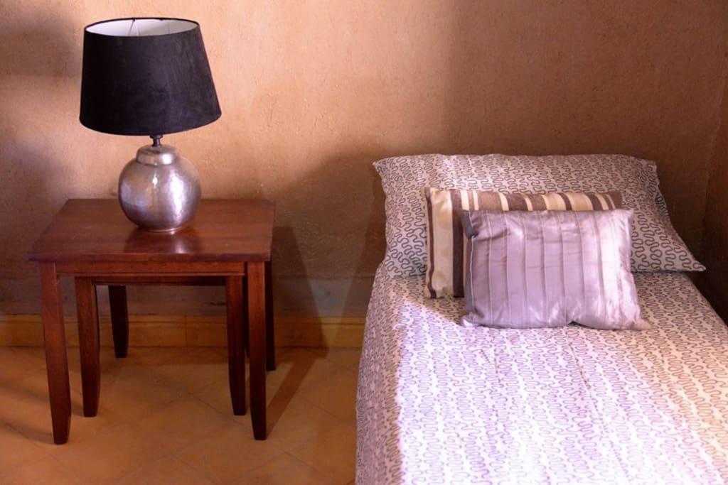 Khamlia Desert Hotel, Family Room