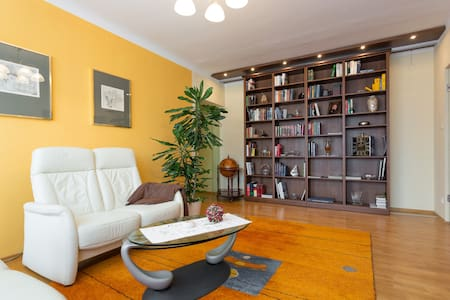 Ruhige Wohnung, Parklage, Zentrum - Baden - Wohnung