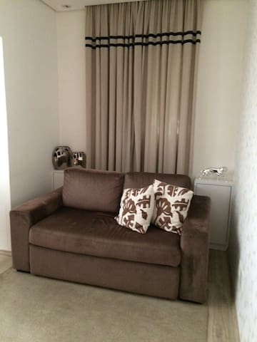 Apartamento ao lado do shopping center Limeira - Limeira - Apartment
