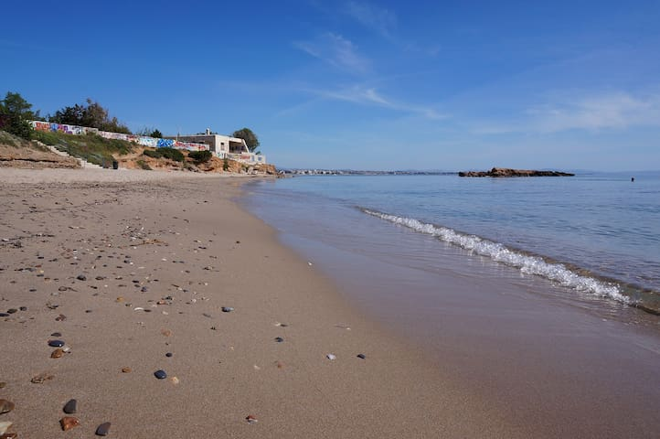 Peacefully close to the sea - Artemis - Huis