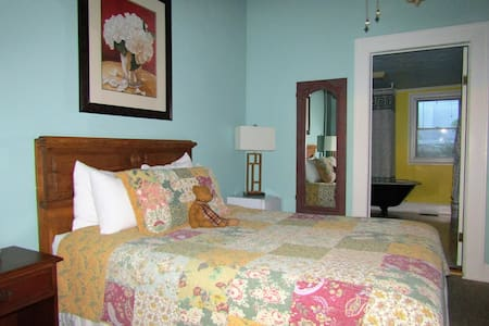 Comfortable Room in the Faubourg  Marigny