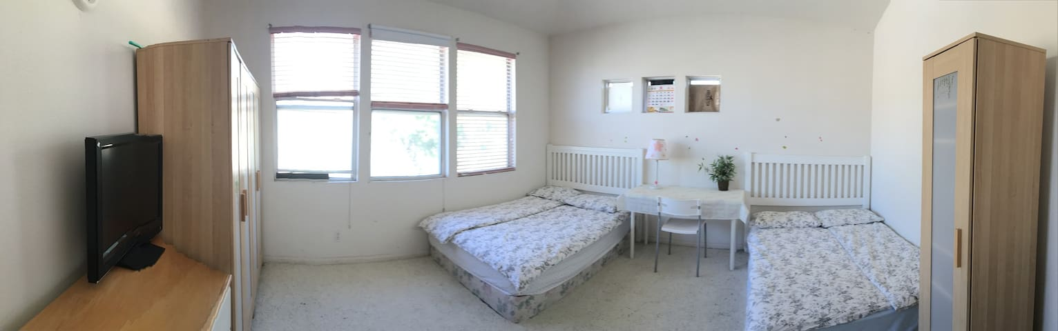 Warm suite, elegant environment - Rowland Heights
