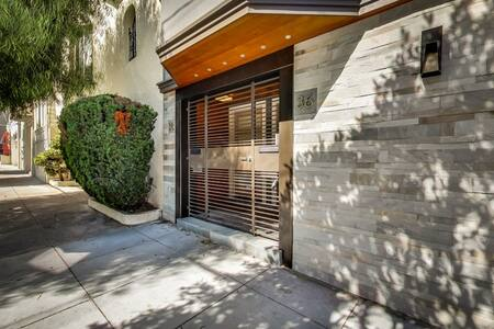 36 Camp Street House - San Francisco - House