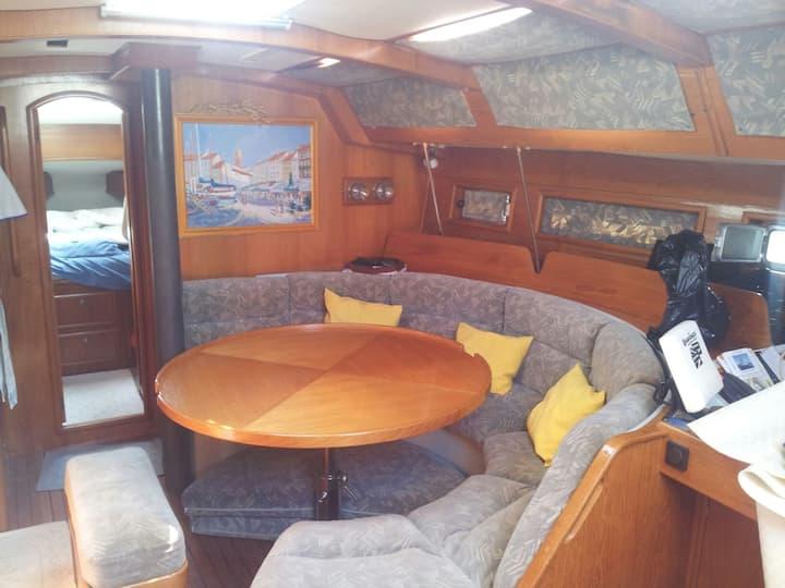 Bateau confortable Propriano Corse