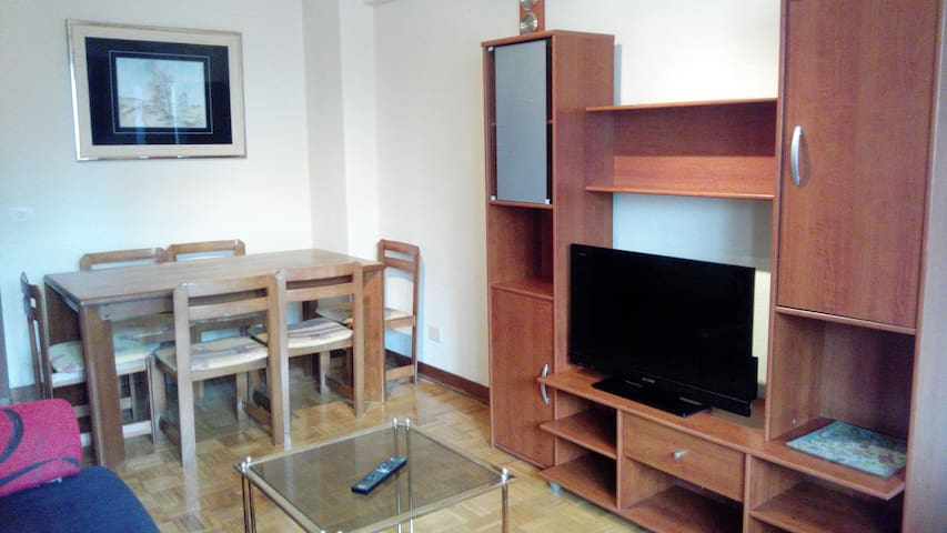 Coqueto piso cerca centro - Vitoria-Gasteiz - Leilighet
