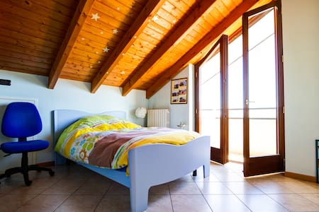 Quiet Attic in Turistic Area - Borgomanero