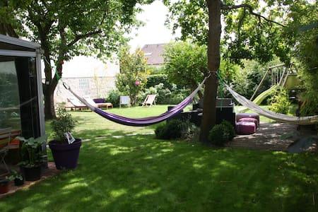 Maison+Jardin, 218m², 17' de PARIS - Herblay